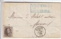 nr 14, op brief van Dinant naar Anthee (X12008)