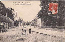 02 Hartennes        Rue Principale - France