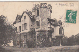 02 Près D'Hartennes, Château Du BOSCHET - France