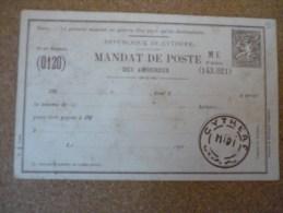 Mandat De Poste Des Amoureux - Poste & Facteurs