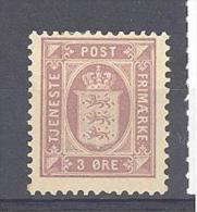 Michel #  D 4 Y B - Dienstzegels