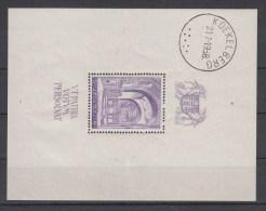 BL9 **, Cote = 25 € (X12431) - Blocs 1924-1960