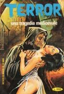 TERROR MAXI N°132 UNA TRAGEDIA MEDIOEVALE - Libri, Riviste, Fumetti