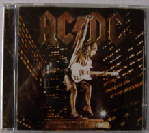 AC/DC Album CD Picture 12 Titres Avec Livret Stiff Upper Lip - Hard Rock & Metal