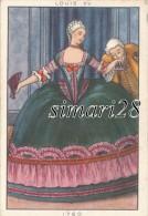 BLEDINE 3 FARINES JACQUEMAIRE - LE COSTUME A TRAVERS LES AGES - LOUIS XV - 1760 - Autres