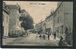GOLBEY - Rue D'Épinal (écrite En 1914 - Franchise Militaire) - Golbey