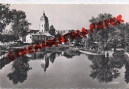 25 - PONTARLIER - REFLETS SANS LE DOUBS - 1955 - Pontarlier