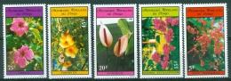 PEOPLE'S REPUBLIC OF CONGO1984 Flowers MNH** - Lot. 3053 - Congo - Brazzaville