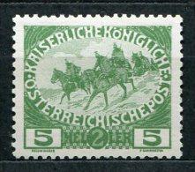 �sterreich Nr.181         **  mint       (527)