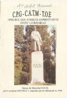 Banquet/ Amicale Des Anciens Combattants /Ivry La Bataille/ Eure / 2001     MENU121 - Menus