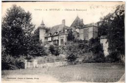 CP, 19, MEYSSAC, Château De Beauregard, Ecrite En 1925 - Andere Gemeenten