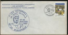 FRANCE  -  DUNKERQUE  -  LES  ACHARNES - Karnaval