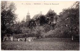CP, 19, MEYSSAC, Château De Beauregard, Voyagé En 1928 - Andere Gemeenten