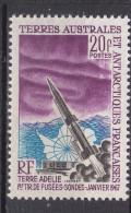 TAAF-         N° 23- Belle Gomme D´origine....... COTE : 41euros - Unused Stamps