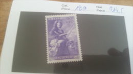 LOT 225516 TIMBRE DE MONACO NEUF* N�189 VALEUR 14,5 EUROS