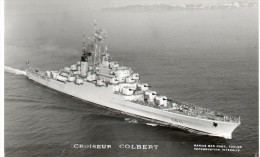 Bateaux- Croiseur -COLBERT - Guerre