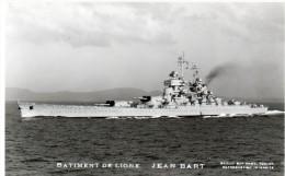 Bateaux-batiment De Ligne  JEAN BART - Warships