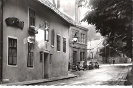 WIE007 - WIEN- GRINZING: Altes Haus - Grinzing
