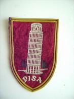 PISA   VECCHIA  PATCH - TOPPA   TELA  PANNO TESSUTO GOMMA - Ecussons Tissu