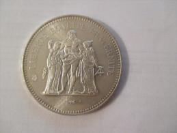 Frankrijk 50 Francs, 1976 - Francia