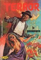 TERROR MAXI N°112  LA PASSIONARIA - Libri, Riviste, Fumetti