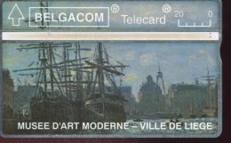 EG4272   BELGIQUE  TELECARTE MAGNETIQUE
