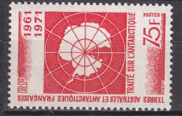 TAAF     N° 39- Belle Gomme D´origine....... COTE : 44  Euros - Unused Stamps