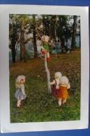 CX037-  FOTOGRAFIA BAMBOLE FURGA Anni '60 - Bambole