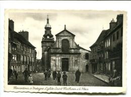 CP - MONCONTOUR (22) Saint Mathurin Et La Place - Moncontour