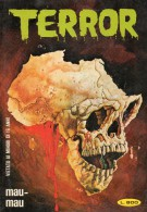 TERROR MAXI N°109  MAU-MAU - Libri, Riviste, Fumetti