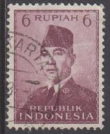 1953 - INDONESIA - SG 638 - Kusno Sosrodihardjo Soekarno (1901-1970) - Indonesia