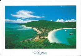 MAYREAU Salt Whistle Bay (Îles Grenadines St-Vincent Caraïbes ) RARE Circulé Timbre Philatélique Voir Détails 2scan GF88 - Saint-Vincent-et-les Grenadines