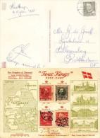 Denmark Postcard,    (Z-6386) - Danimarca