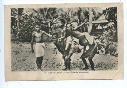 Océanie : Iles Gilbert - Les Enfants S´amusent N°6 - Kiribati - Kiribati