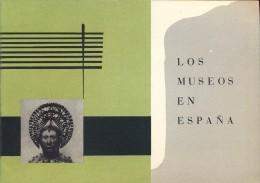 Brochure Guide Gids - Los Museos En Espana - Culture
