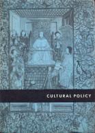 Brochure Guide Gids - Cultural Policy In  Spain - School - Spanje Espagne 1958 - Arte