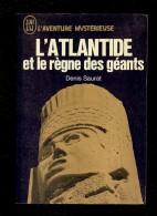 DENIS SAURAT  L'Atlantide Et Le Règne Des Géants - Esotérisme