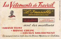 """Vêtements De Travail """"L'Inusable"""" """"Le Prolétaire"""" - Textile & Clothing"""