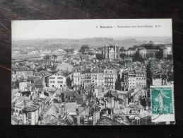 BAYONNE - PANORAMA VERS SAINT-ANDRE - 1911 - Bayonne