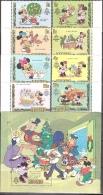 Walt Disney MiNr. 402 - 410 (Block 16) Lesotho  MNH / ** / POSTFRISCH - Disney