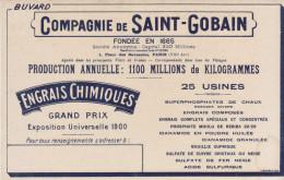 Engrais Chimiques Compagnie De Saint Gobain - Agriculture