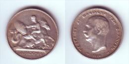 Greece 1 Drachma 1910 - Grèce