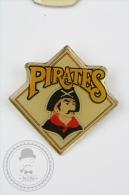 Pirates Basseball Team - Pin Badge #PLS - Béisbol