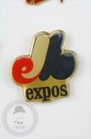 Expos Basseball Team - Pin Badge #PLS - Béisbol