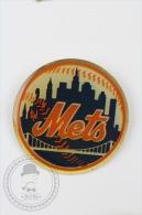 Mets Basseball Team - Pin Badge #PLS - Béisbol