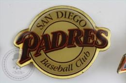 San Diego Padres Baseball Club - Pin Badge #PLS - Béisbol