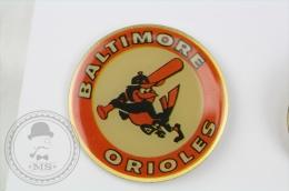 Baltimore Orioles Baseball Club - Pin Badge #PLS - Béisbol