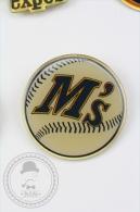 M´s Baseball Club - Pin Badge #PLS - Béisbol