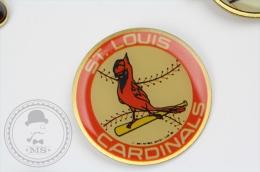 St. Louis Cardinals Baseball Club - Pin Badge #PLS - Béisbol