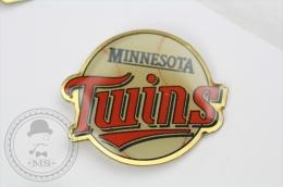Minnesota Twins Baseball Club - Pin Badge #PLS - Béisbol